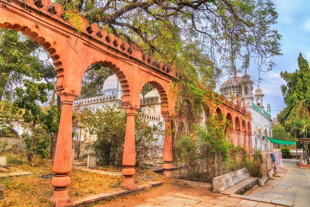 Panchakki Water Mill, a landmark in Aurangabad
