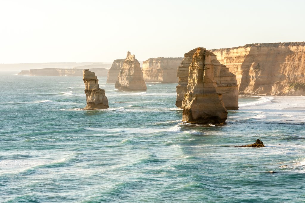 Twelve Apostles Sea Stacks