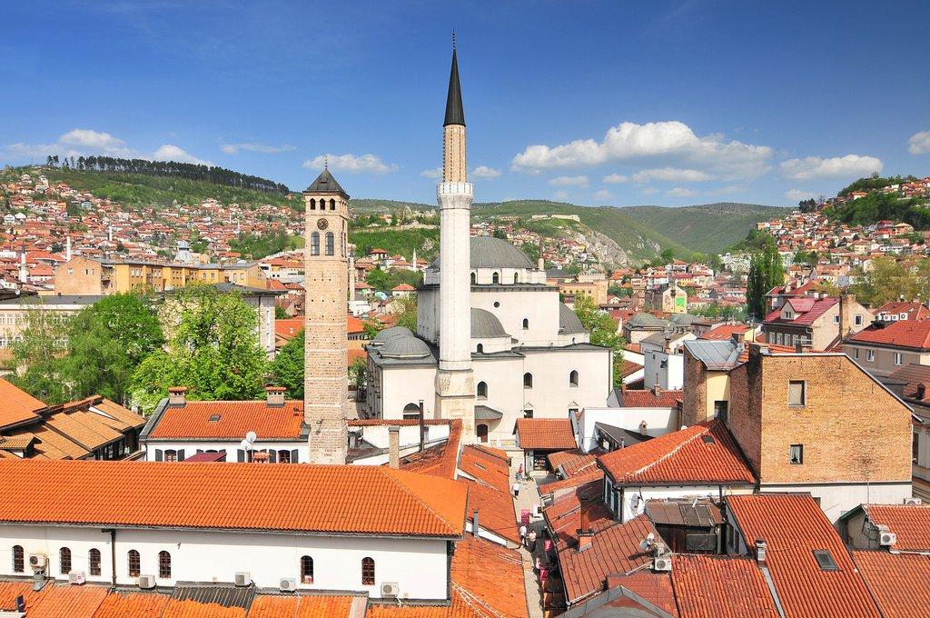 Gazi Husrev Bey Mosque, Sarajevo