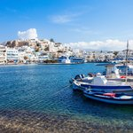 The island of Naxos