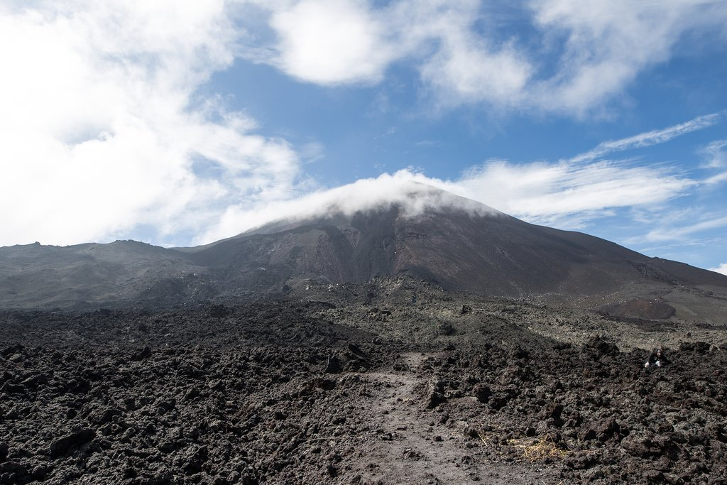 How to Get from Antigua to Pacaya Volcano