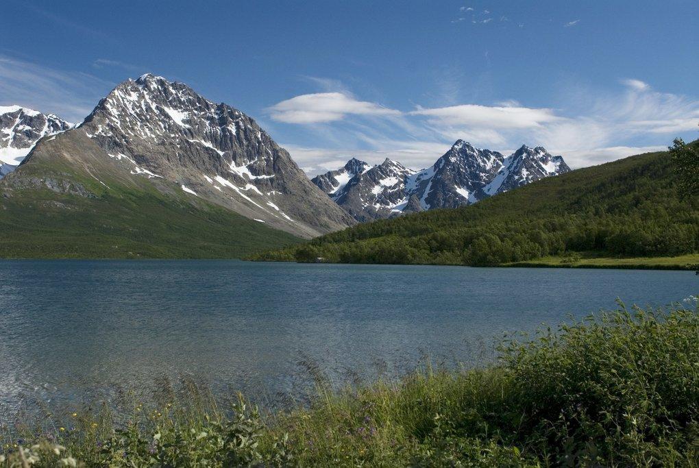 Hiking trails near Tromsø