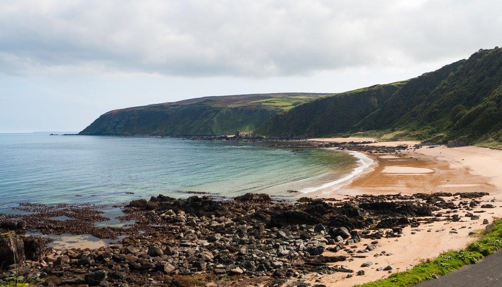 View of the Inishowen Peninsula