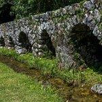 Medieval aqueduct in the Konavle