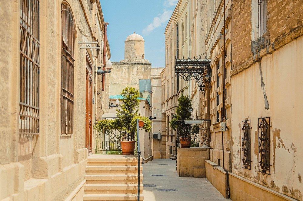 Streets of Baku