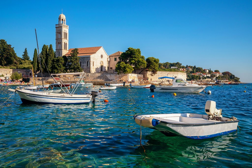 How to Get from Dubrovnik to Hvar