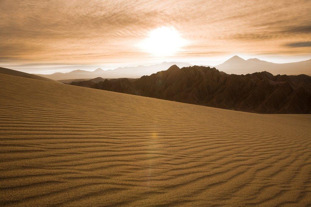 Say goodbye to the Atacama Desert, and Chile