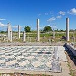 Ruins at Pella