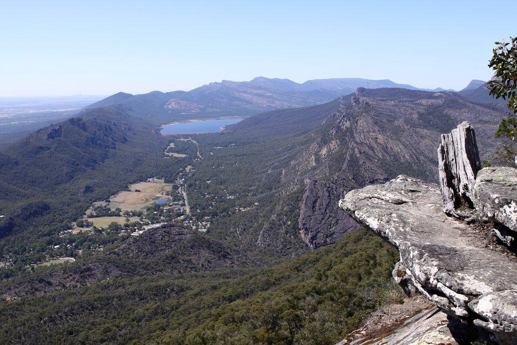 Australia - Grampians National Park - The Balconies