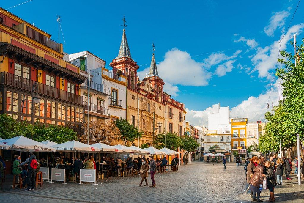 Historic Center of Seville