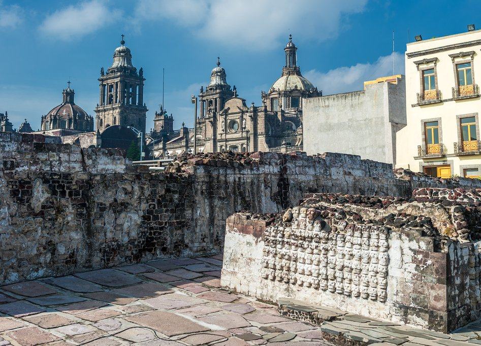 Templo Mayor, Mexico City