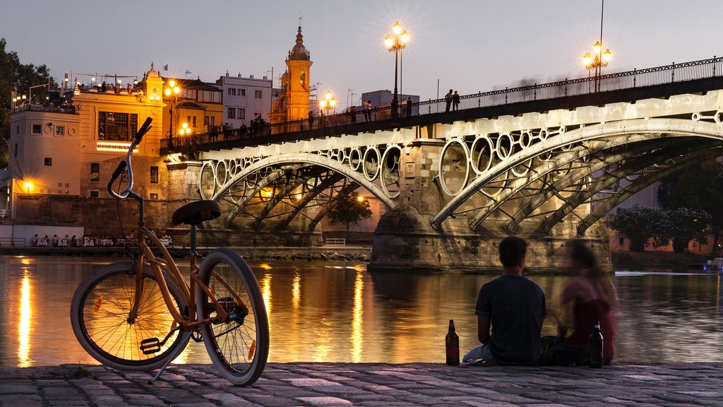 Triana Bridge Seville