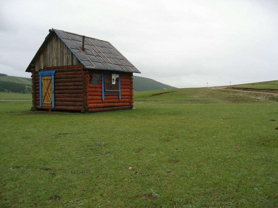 Cottage in Khatgal