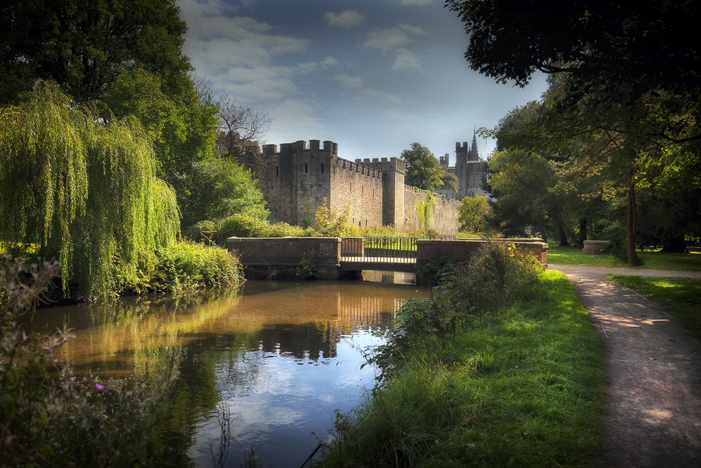 Wales - Cardiff - Cardiff Castle