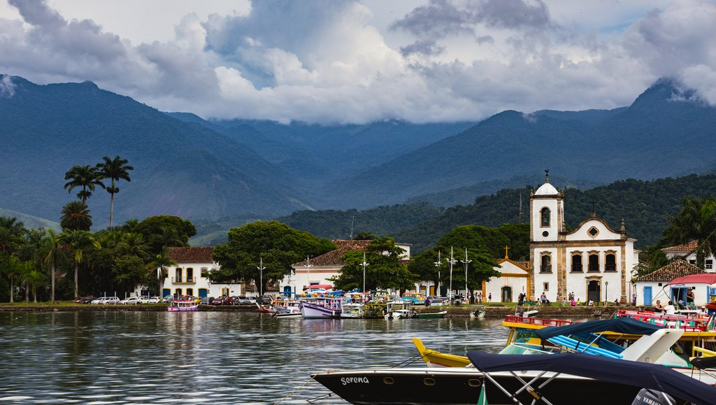 Historical town of Paraty