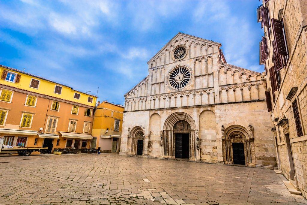 Zadar's St. Anastasia's Cathedral