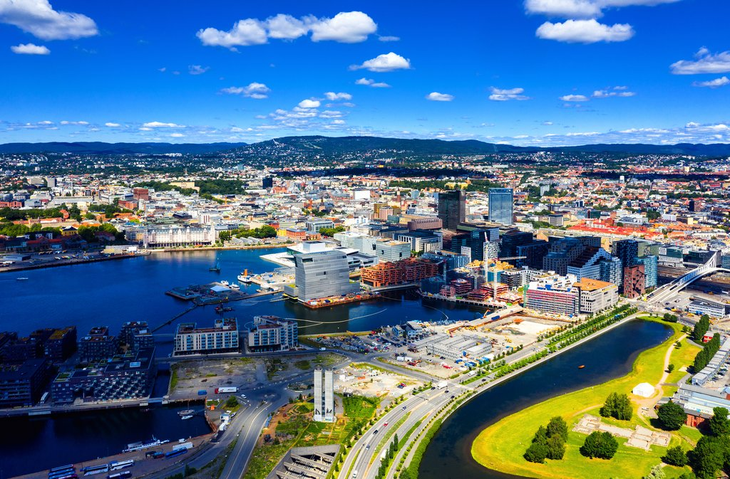 Get to know more of Oslo on a half- or full-day tour