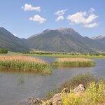 Lake Stymphalia - Photo by Miltiadis Seferlis for WikiCommons
