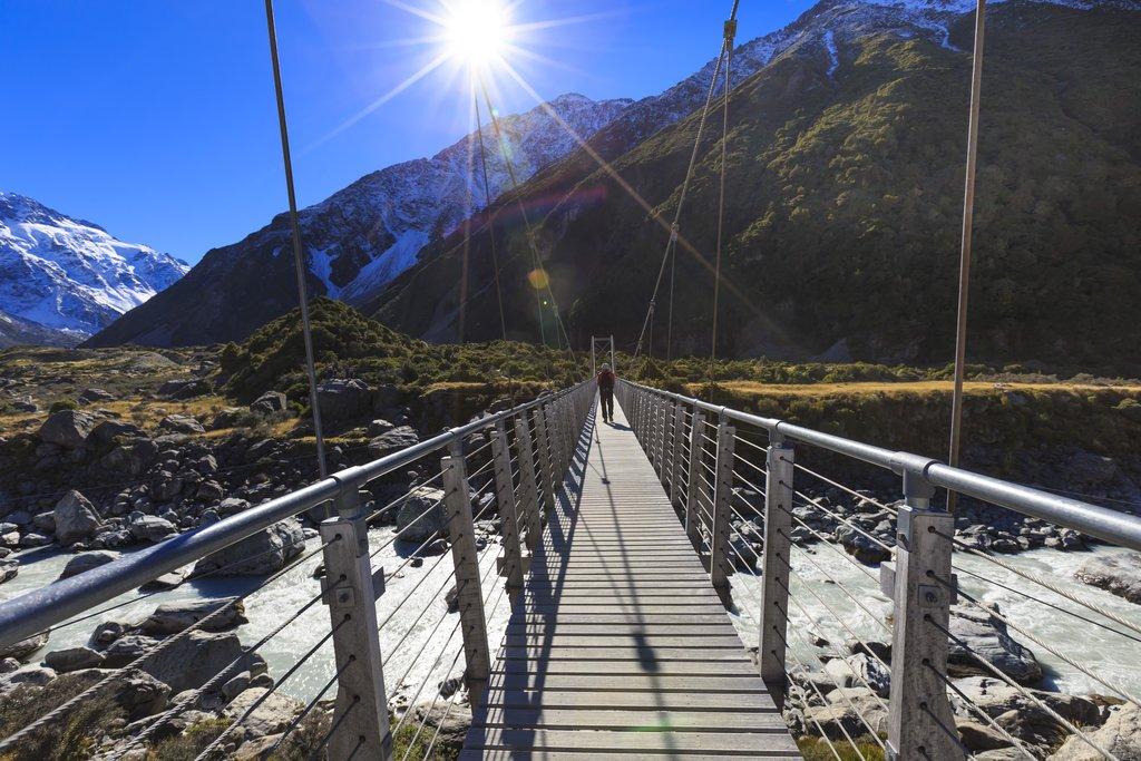 Explore Mount Cook today