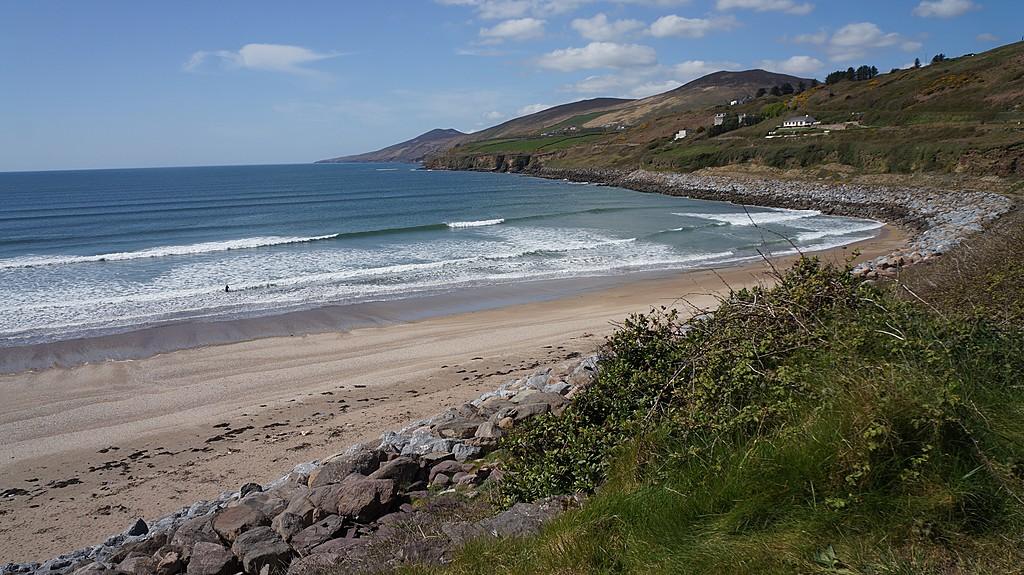 Irish coast outside of Tralee
