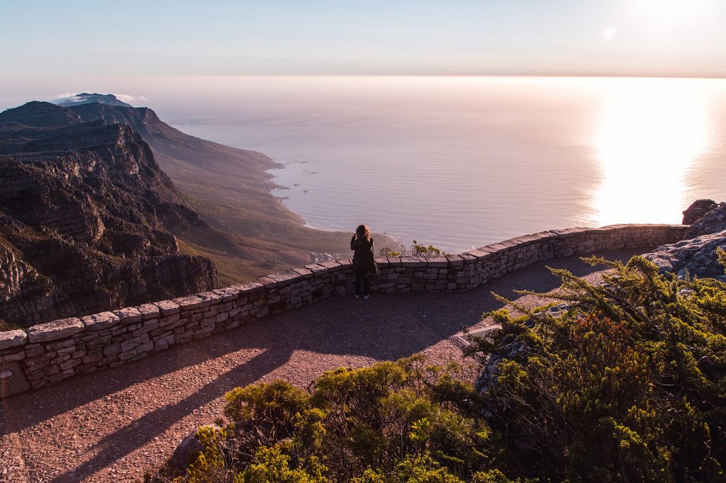 Capetown sunset