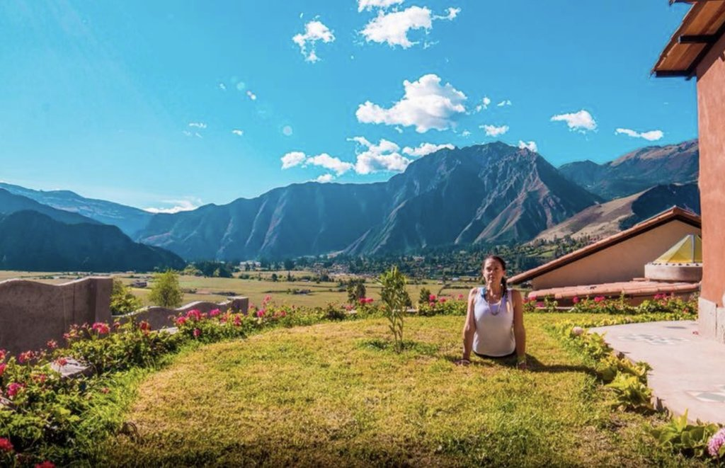 Yoga in the Sacred Valley