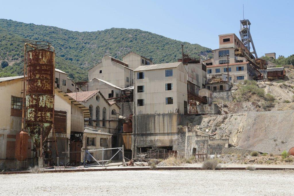 Historical Mining Park of Sardinia in Montevecchio