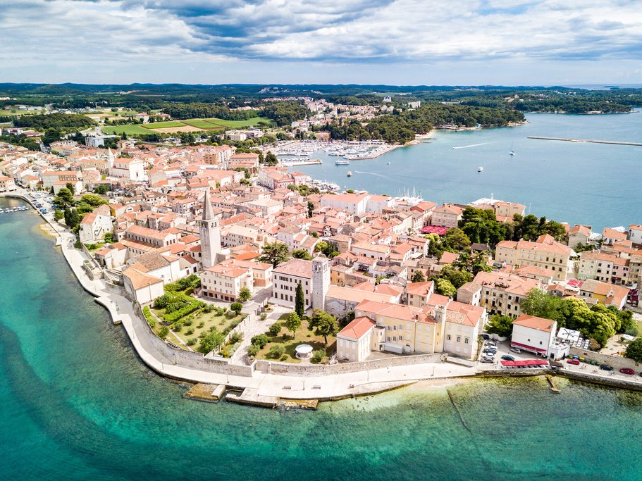 How to Get from Lake Bled to Poreč