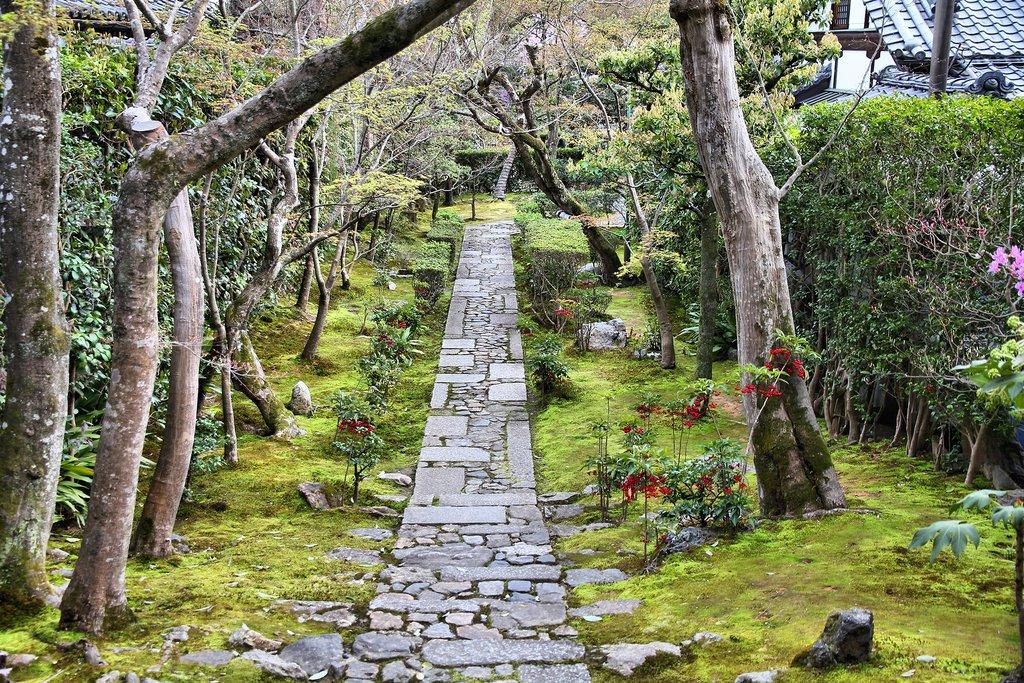Ryoan--ji Temple - Kyoto