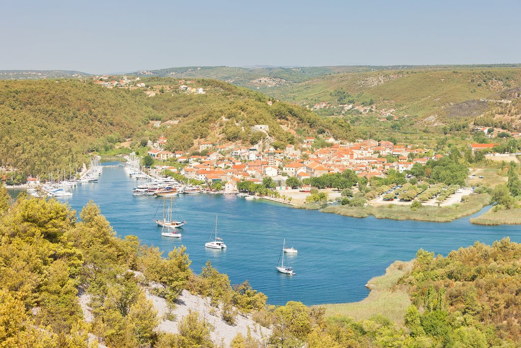 How to Get from Zagreb to Skradin