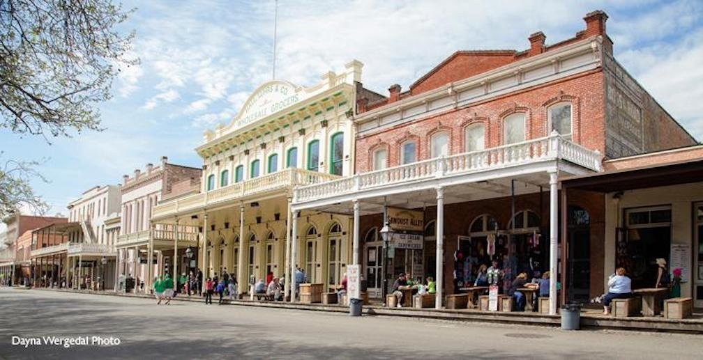 Old Sacramento District (Photo courtesy of oldsacramento.com)