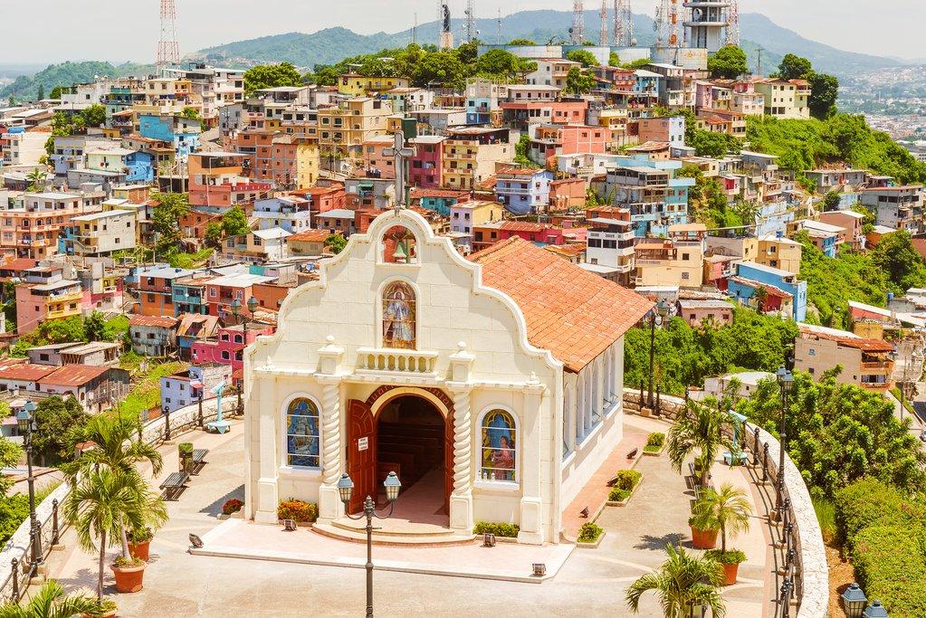 Santa Ana Chapel, Guayaquil