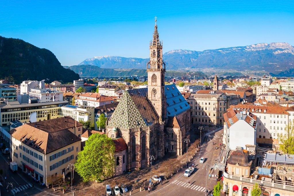Duomo di Bolzano, Tyrol, Italy