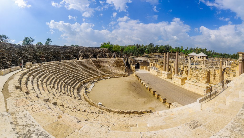 Israel - Beit She'an - Roman Theater