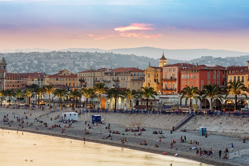 How to Get from Marseille to Nice