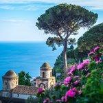 The view from Villa Rufolo, Ravello