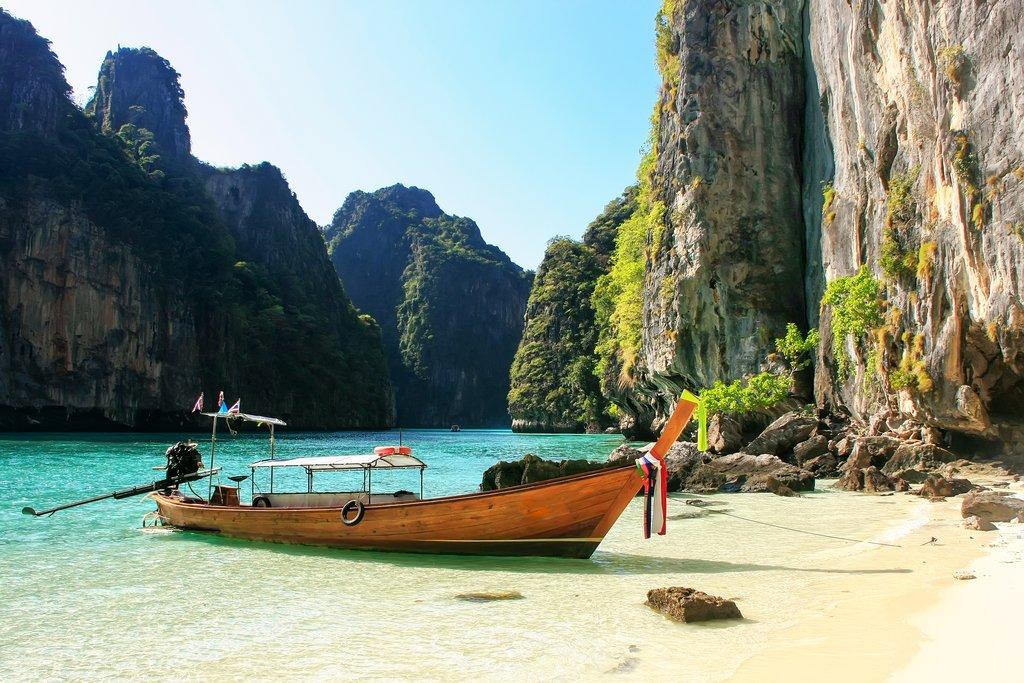Phi Phi Leh Island, Krabi