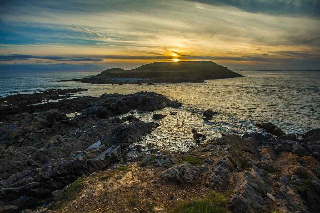 Explore the beautiful Anglesey coastline