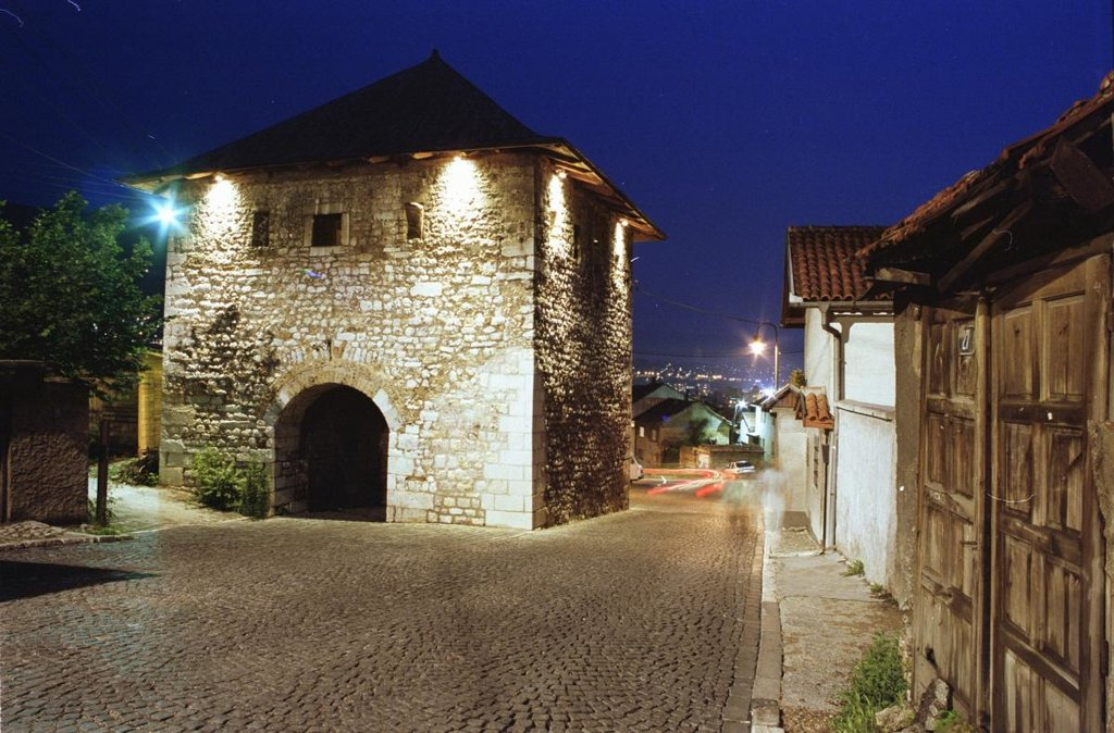 Sarajevo Old town Gate