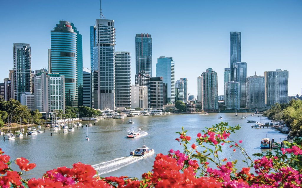 Spend the day exploring Brisbane