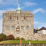 Bergen's historic fortress