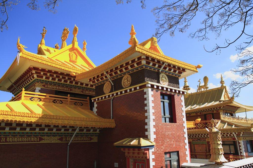 Thrangu Tashi Yangtse Monastery, Namobuddha