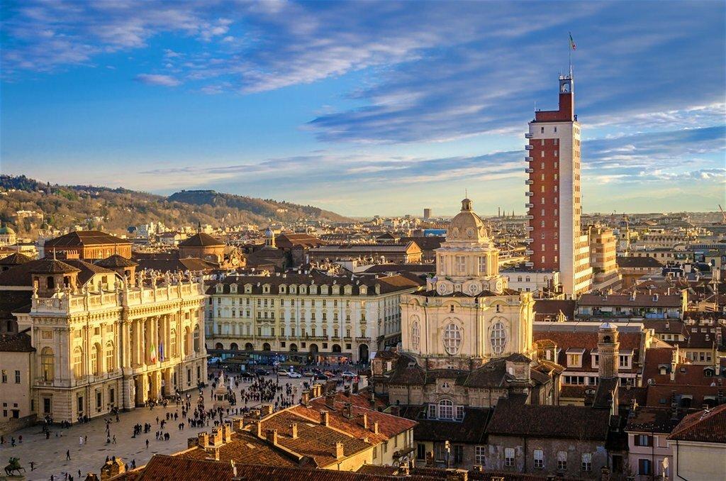 Turin's Piazza Castello