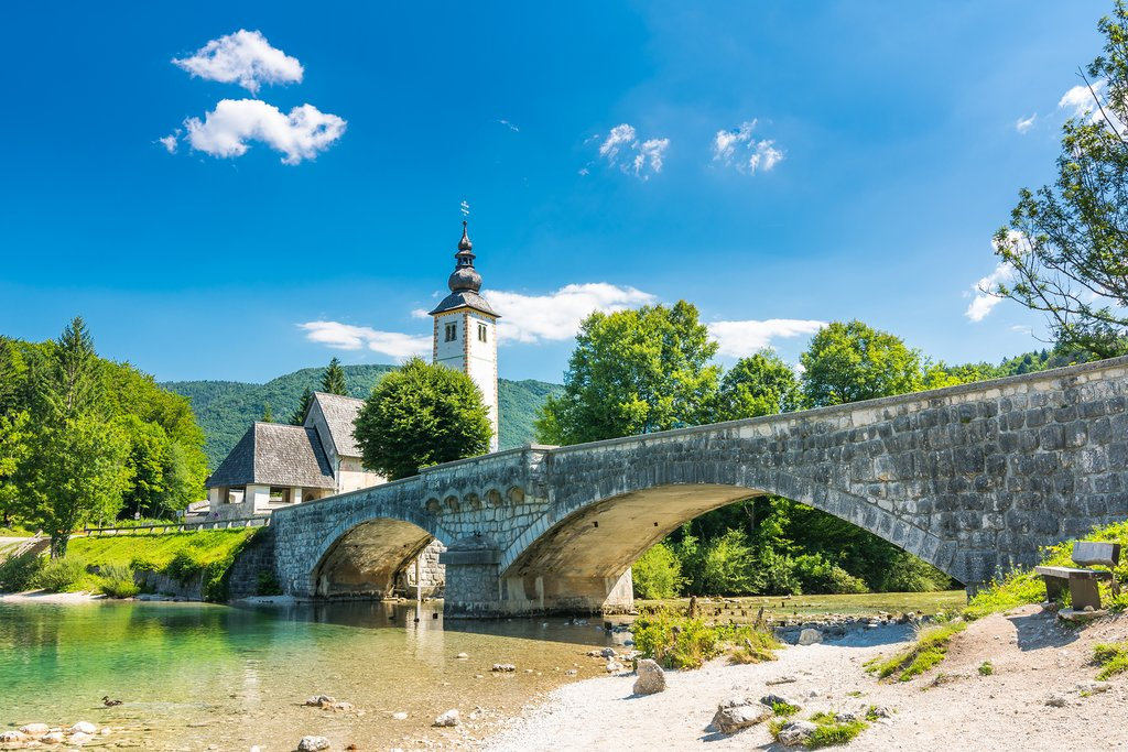 How to Get from Lake Bled to Lake Bohinj