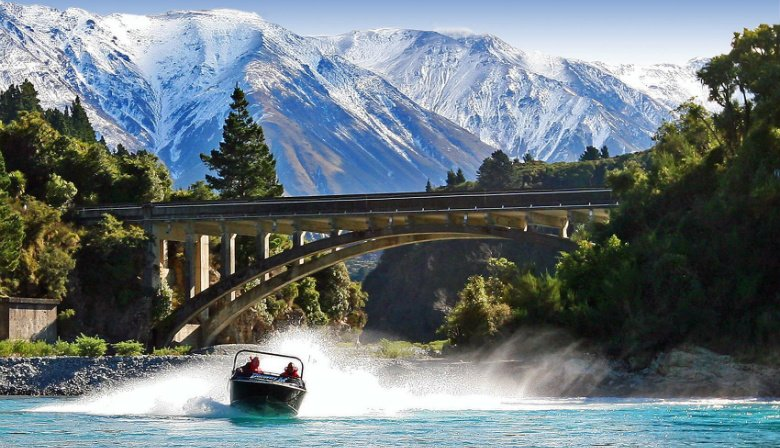 Today you'll cross the Canterbury Plains to reach Windwhistle