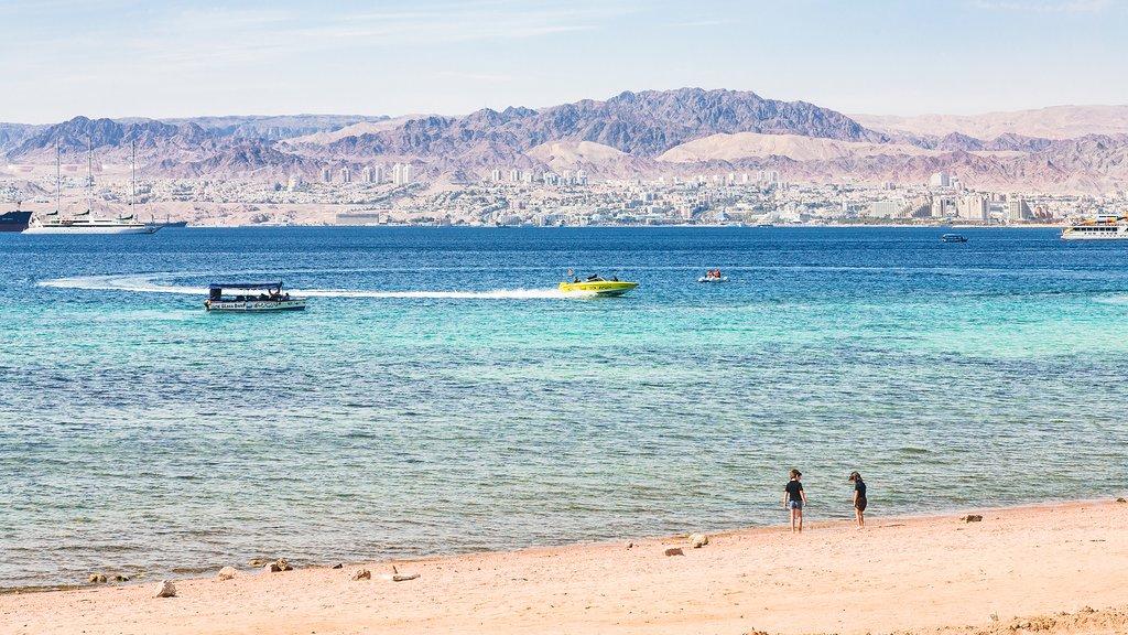 Gulf of Aqaba, Aqaba, Jordan