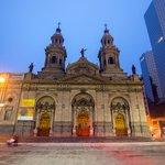 The Catedral Metropolitana, on the Plaza de Armas