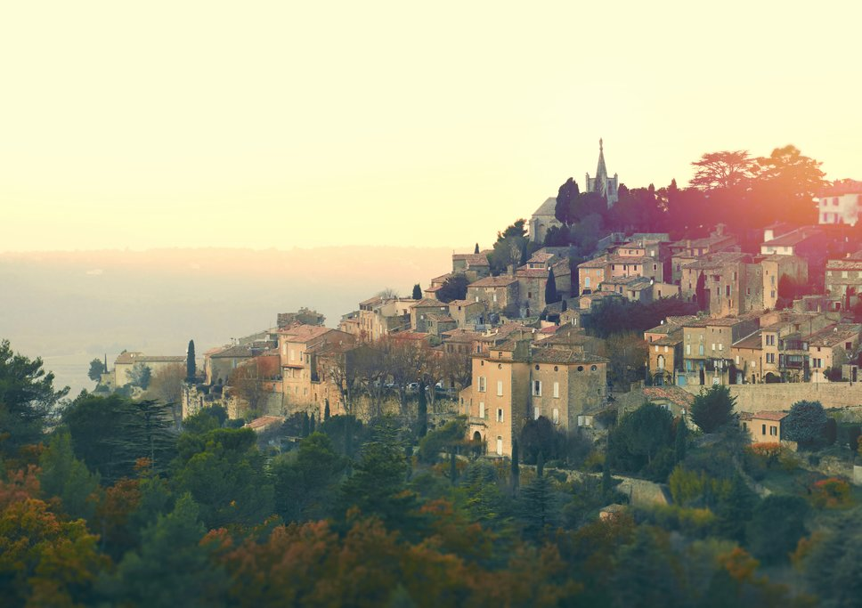 Village of Bonnieux