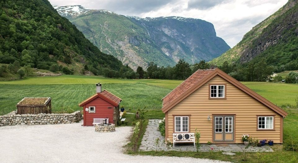 How to Get from Oslo to Aurland