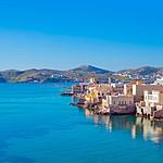 Vaporia, Syros island